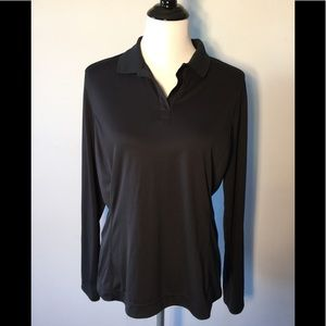 Slazenger Women's Long Sleeve Golf Polo size L